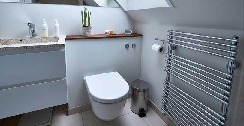 Badeværelse, Nyt eller renovering - Odder Murerservice